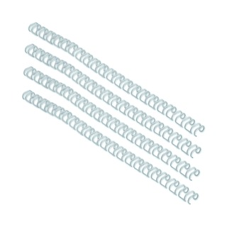 WireBind 3:1 No6 9.5mm A4 White Binding Wires (100 Pack) RG81067
