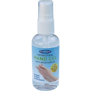 Clenz Antibacterial Hand Gel 50ml HG