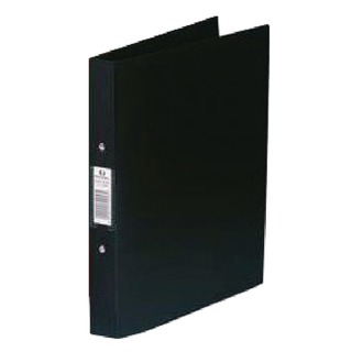 Budget 2 Ring Black A4 Binder (10 Pack)