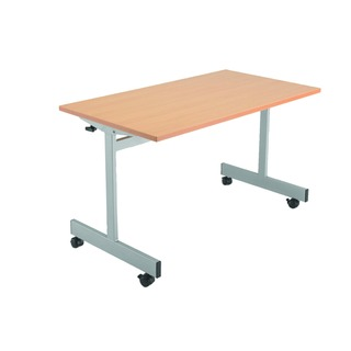 Maple 1200mm Flip Top Table