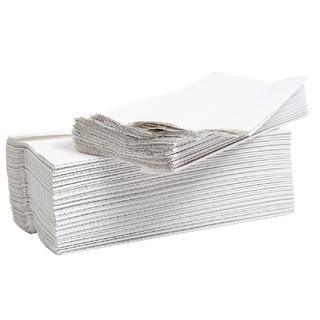 Hand Towel Flushable 100 Sheets (Pack of 24 Sleeves) 12909V