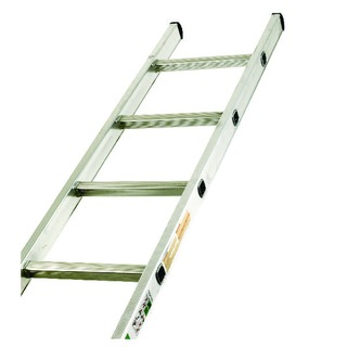 Aluminium 2410mm 8 Rung Single Section Ladder 323138
