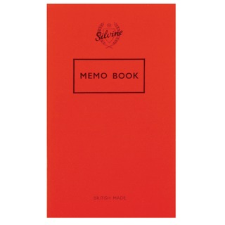 Memo Book 159x95mm 36 Leaf Ruled Feint (24 Pack) 042F-T