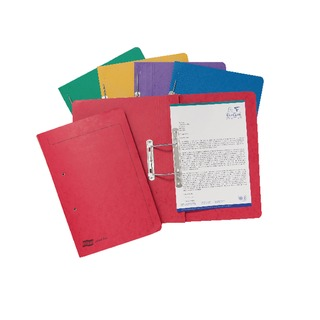 Assorted Spiral Files (25 Pack)