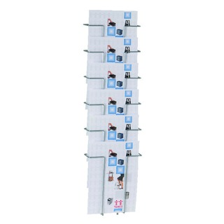 A4 6 Compartment Literature Holder TW