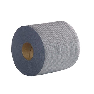 Economy Centrefeed Roll 2-Ply 100m Blue (6 Pack)