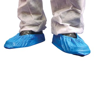 Blue 16 Inch Overshoes (2000 Pack) DF01/16