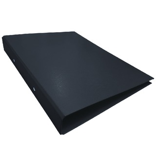 Black A4 2-Ring Ring Binder (10 Pack)