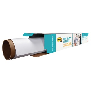 Super Sticky White Dry Erase Film Roll 914mm x 1.219m DEF4X3-EU