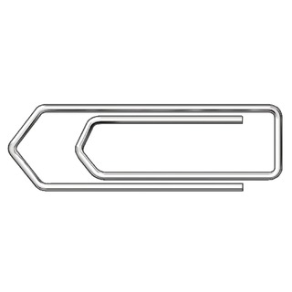 Paperclip Jumbo 45mm (100 Pack) 32481