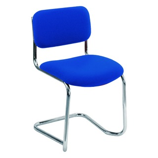 Blue Cantilever Leg Meeting Chair (Pack of 1) CH0501