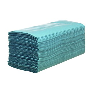 Blue Hand Towels 224 Sheets (12 Pack) 687