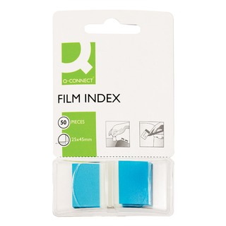Blue 1 Inch Page Marker (50 Pack)