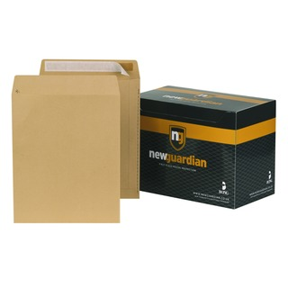 Envelope 305 x 250mm 130gsm Manilla Peel and Seal (250 Pack)