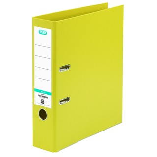 A4 Yellow Plastic Lever Arch File 1000809