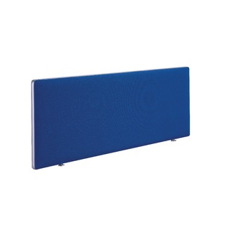 Desk Mounted Screen H400 x W1800 Special Blue