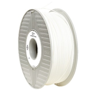 ABS 3D Printing White Filament 1.75mm 1kg Reel
