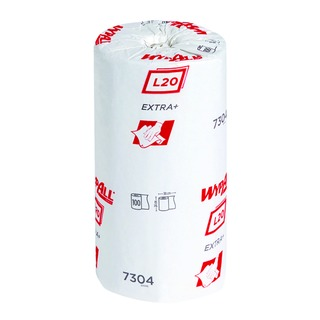 L20 Blue Wipers Small Roll (24 Pack) Sheets 7304