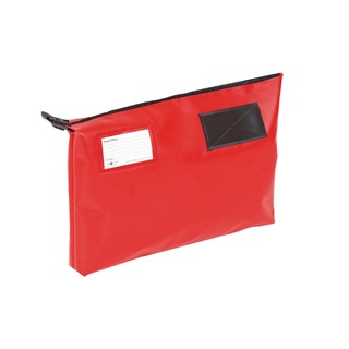 Secure Red 470x336x76mm Mail Pouch GP2R