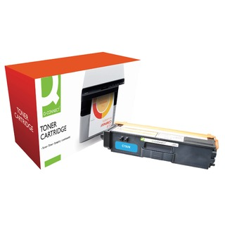 Brother Remanufactured Cyan Toner Cartridge High Yield