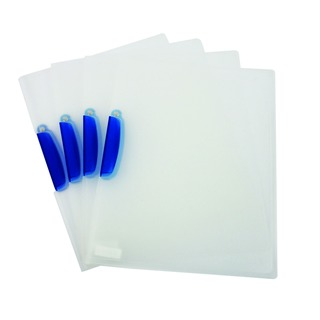 Clear A4 Swivelclip Files (25 Pack)