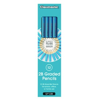 Pencils 2B (12 Pack) GP122B