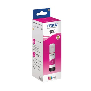106 EcoTank Magenta Ink Bottle C13T00R340