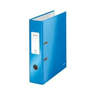 180° WOW 80mm Metallic Blue A4 Lever Arch File (10 Pack) 10050036