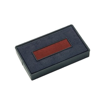 E/200/2 Replacement Stamp Pad Blue/Red (2 Pack) E/200/2