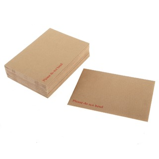 444 x 368mm Board Back Envelope 120gsm (50 Pack)