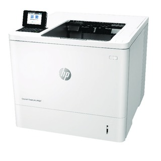LaserJet Enterprise M607n Black & White Wireless Printer
