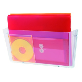 Pocket A4 Clear Non Breakable Wall File DE632YTCRY