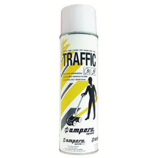 White Traffic Paint (12 Pack) 373879