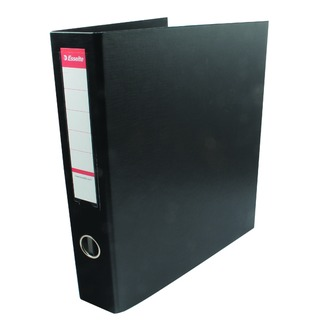 Esselte 4D-Ring Maxi A4 40mm Black Binder