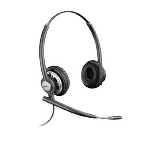 Black EncorePro HW720 Customer Service Headset Binaural 78714-