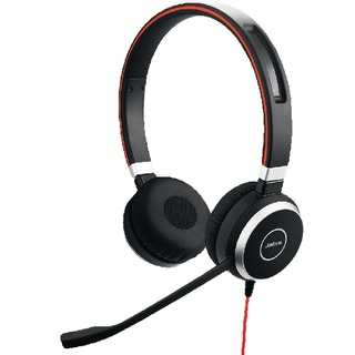 Evolve 40 MS Duo PC Headset 52653