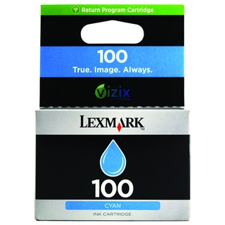 100 Cyan Return Program Inkjet Cartridge 14N0900E