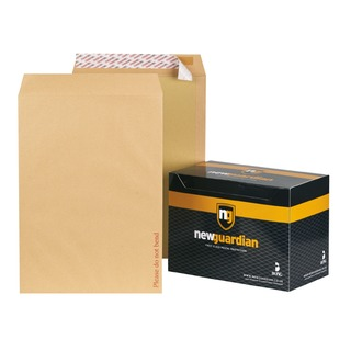 Board Back C3 Envelope 130gsm Manilla Peel and Seal (50 Pack)