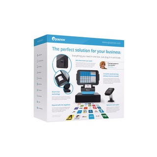 W POStoGO Premium Bundle For Credit Call Gateway POSTOGO-M10-CC