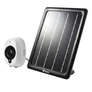 Solar Panel for Smart Security Camera SWWHD-INTSOL-UK