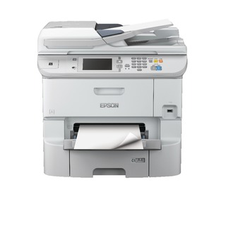 WorkForce Pro WF-6590DWF A4 Multifunction Colour Inkjet Printer C11CD49301BY