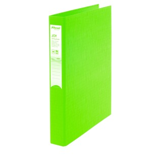 Joy A4 Lime Ring Binder (6 Pack) 2104008