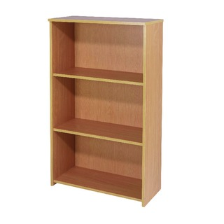 Bavarian Beech 1200mm Medium Bookcase