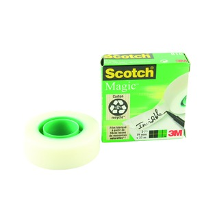 Clear Magic Tape 19mm x 33m 8101