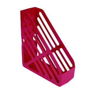 Red Magazine Rack CP073KFRED