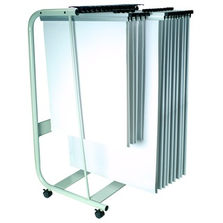 Mobile Hanger Stand