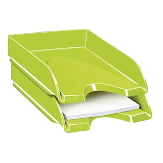 Pro Gloss Green Letter Tray 200GGREEN