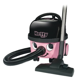 Pink Hetty Vacuum Cleaner HET160-11 9022