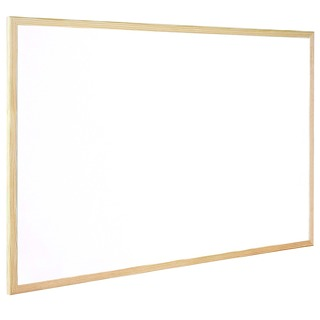 Wooden Frame 900x1200mm Whiteboard
