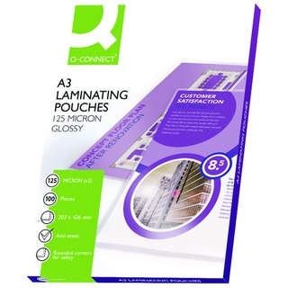 A3 Laminating Pouch 250 Micron (100 Pack)